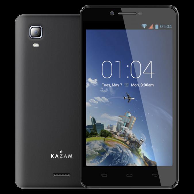 Neu im Portfolio: KAZAM Smartphones